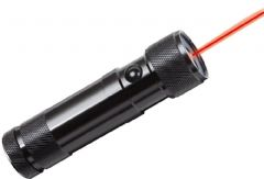 BRENNENSTUHL 1179890100  Led Torch With Laser Pointer